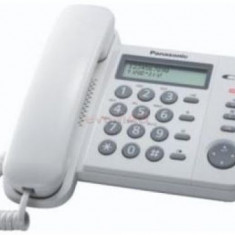 Telefon Fix Panasonic KX-TS560FXW (Alb)