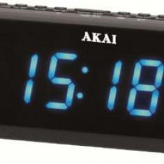 Radio cu ceas Akai ACR-3888, proiector (Negru)