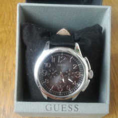 Ceas Guess - Ceas barbatesc Guess, Quartz