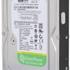 HDD Desktop Western Digital New Pulls 500GB, SATA II, 7200rpm, 3.5 - Hard Disk