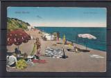 DOBROGEA  TECHIRGHIOL  BAILE  MOVILA   PLAJA   MILITARA   CIRCULATA 1933