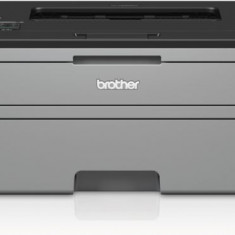Imprimanta Brother HL-L2352DW, laser alb/negru, A4, 30 ppm, Wireless