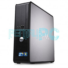 Calculator Dell Optiplex Intel Core 2 Duo E8600 3.3GHz 4GB DDR3 160GB GARANTIE ! - Sisteme desktop fara monitor Dell, 100-199 GB, Peste 3000 Mhz, LGA775