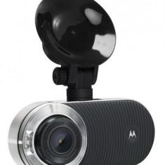 Camera Auto Motorola MDC100, Ecran 2.7inch, 1080p Full HD, Unghi de filmare 120 grade (Negru/Argintiu) - Camera video auto