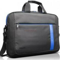 Geanta Laptop Lenovo T2050 15.6inch (Negru/Albastru)