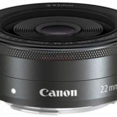 Obiectiv Canon EF-M 22mm f/2 - Obiectiv DSLR