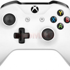 Controller Wireless Microsoft Xbox One S (Alb)