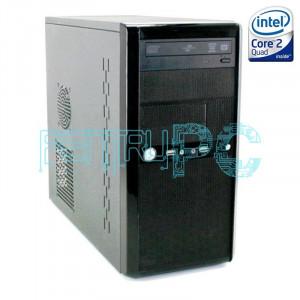 OFERTA! Calculator Intel Core2Quad Q9400 4GB DDR3 250GB DVD-RW GARANTIE 12 LUNI!