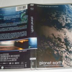 B.B.C. Planet Earth II 2006 Planeta Pamant  DVD, Romana