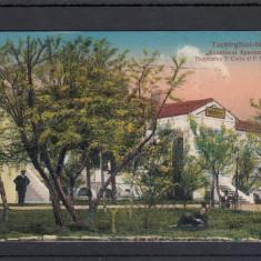TECHIRGHIOL SANATORUL SPERANTA PROPRIETATEA T.CRETU SI P.VORNICU  CIRCULATA 1928, Printata
