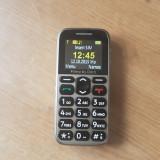 Telefon Varsnici Doro Primo 215 Liber de retea. Livrare gratuita!, Aramiu, <1GB, Neblocat, Fara procesor, Nu se aplica