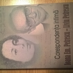 Corespondenta intima Ioana Em. Petrescu - Liviu Petrescu (1961-1978); contine CD