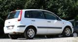 Ford Fusion 1.4 TDCI, 2007, alb, 147.000 Km, genti aliaj, persoana fizica, Motorina/Diesel, Hatchback
