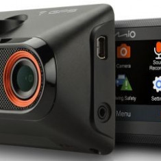 Camera Auto Mio MiVue 786 WiFi, Full HD (1920 x 1080), LCD 2.7inch (Negru)