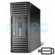 Super ieftin! Calculator AMD Athlon II X2 245 HDMI 160GB 4GB RAM DVD-RW card rdr