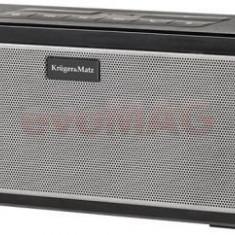 Boxa Portabila Kruger&Matz Executive KM0525, NFC, USB, Handsfree (Negru)