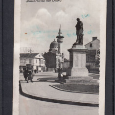 CONSTANTA  STATUIA MARELUI POET  OVIDIU  MAGAZINE RECLAME GIAMIA  CIRCULATA 1936, Fotografie