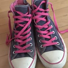 Tenisi Converse All Star - Tenisi dama Converse, Culoare: Multicolor, Marime: 40 2/3
