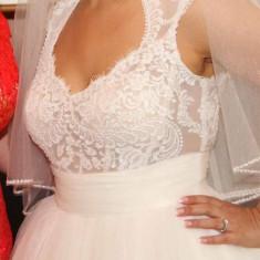 Rochie de mireasa creatie Natalia Vasiliev!, Rochii de mireasa printesa