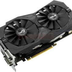 Placa Video ASUS GeForce GTX 1050 Ti ROG STRIX GAMING OC, 4GB, GDDR5, 128 bit