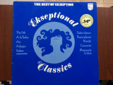 Ekseption the best of ekseptional classics disc vinyl lp muzica rock ed germany, VINIL, Philips