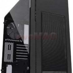 Carcasa Phanteks Enthoo Pro M Midi-Tower, sticla temperata (Negru) - Carcasa PC