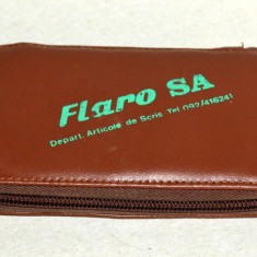 Penar vechi romanesc FLARO SA - Sibiu / stilou/ carioci / pix - de colectie