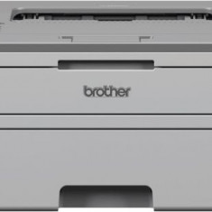 Imprimanta Brother HL-B2080DW, laser alb/negru, A4, 34 ppm, Retea, Wireless