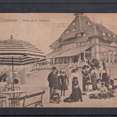 CONSTANTA  PLAJA DE LA MAMAIA  CIRCULATA, Printata