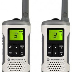 Statie radio Motorola TLKR T50, set cu 2 bucati