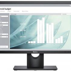 Monitor TN LED Dell 21.5inch E2218HN, Full HD (1920 x 1080), VGA, HDMI, 5 ms (Negru)