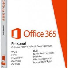 Microsoft Office 365 Personal, Limba Engleza, Abonament anual, 1 utilizator, 1 PC/MAC + 1 Tableta/Smartphone, Licenta Retail - Solutii business