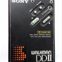 SONY DD-II  , WALKMAN ,MADE IN JAPAN .