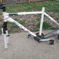 Bicicleta BULLS dezmembrari, cadru disc janta sist.franare hidraulic - Cursiera, 22 inch, Numar viteze: 24, 20 inch