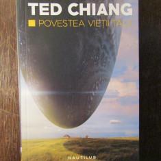 Povestea vietii tale -Ted Chiang, Nemira