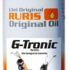 Ulei monograd de transmisie Ruris G-Tronic, pentru Motosapatoare, Motocositoare, 1 L