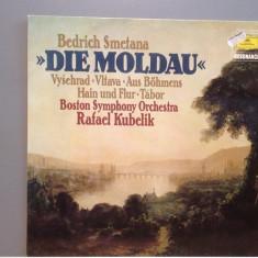SMETANA - VLTAVA/TABOR....(1971/Deutsche Grammophone/RFG) - VINIL/Impecabil - Muzica Clasica