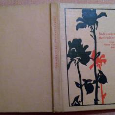 Indrumatorul floricultorului - Livia Stefan, Viorica Canarache, Ana Marin, Alta editura