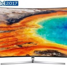 Televizor LED Samsung 139 cm (55inch) UE55MU9002, Ultra HD 4K, Smart TV, Ecran Curbat, WiFi, CI+