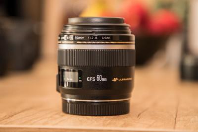 Canon EF-S 60mm Macro foto