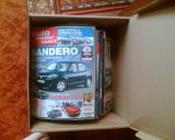 Colectia reviste auto clasice   auto motor si sport   Noi  2001 - aprilie 2005
