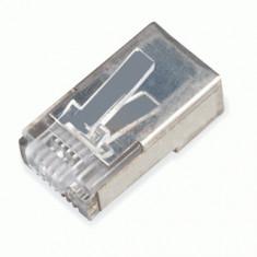 Conector RJ45 FTP CAT5e (100 Buc)