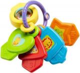 Jucarie Lamaze CMY40 Chei Fisher Price (Multicolor), Mattel