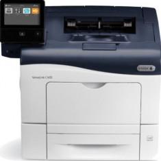 Imprimanta Xerox VersaLink C400V, Monocrom, A4, 35 ppm, NFC, Retea, Wireless (Alb) - Imprimanta laser alb negru