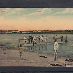 DOBROGEA  TECHIRGHIOL   LACUL    CIRCULATA  1910, Printata