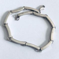 FOSSIL BRATARA ARGINT 12.40 gr, Unisex