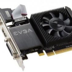 Placa Video EVGA GeForce GT 710, 1GB, GDDR3, 64 bit - Placa video PC