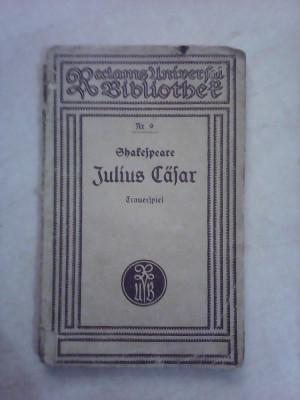Julius Cafar - W . SHAKESPEARE , an 1930 foto