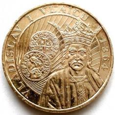 ROMANIA, 50 BANI 2014, VLADISLAV I VLAICU ! - Moneda Romania, Bronz