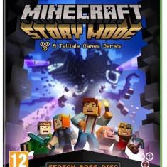 Minecraft Story Mode Full Game Download Code Xbox One - Jocuri Xbox One